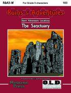 Ruins & Adventures 3: The Sanctuary (WOIN)