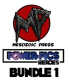 Power Pics Heroes Bundle 1 [BUNDLE]