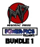 Power Pics Villains Bundle 1 [BUNDLE]