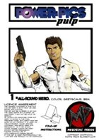 Power Pics Pulp 1- All-Round Hero