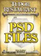Tudor Restaurant PSD Files