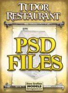 Tudor Restaurant PSD Files