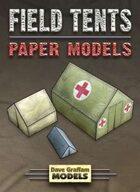 Field Tents Paper Models
