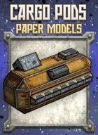 Cargo Pods Paper Models