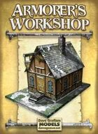 Armorer's Workshop Paper Model