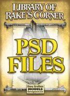 Library of Rake's Corner PSD Kitbash Version