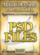 Marauder Ship PSD Files