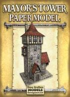 Mayor's Tower Paper Model
