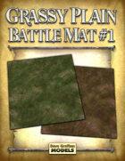 Grassy Plain Battle Mat #1