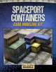 Spaceport Containers Card Models Kit