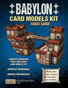 Babylon - Toxic Sand