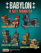 Babylon 4 Set Bundle [BUNDLE]