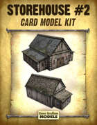 Storehouse #2 Card Model