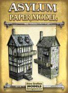 Asylum Paper Model