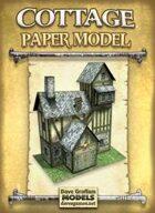Cottage Paper Model