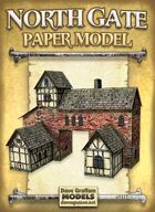 North Gate Paper Model