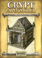 Crypt Paper Model