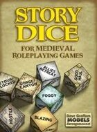 Story Dice for Medieval RPGs