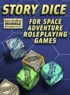 Story Dice for Space Adventure RPGs