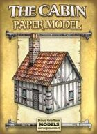 Cabin Paper Model