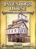 Inventor's House Paper Model