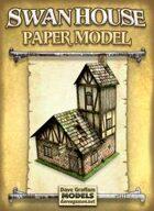 Swan House Paper Model