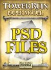 Tower Ruin PSD Files