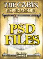 Cabin PSD Files