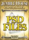 Jumble House PSD Files