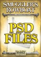 Smuggler's Rowboat PSD Files