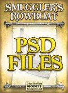 Smuggler's Rowboat PSD Files