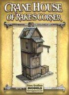 Crane House of Rake's Corner Paper Model