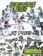 Skirmish! 1812. Utitsa Woods.