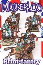 5th Lancers, France 1815.
