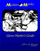 Modern Monks Game Master Guide