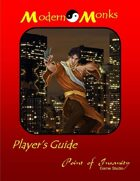 Modern Monks Player's Guide