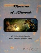 Monsters of Afterpeak