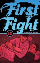 First Fight issue 2