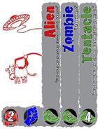 Alien Zombie Tentacle Apocalypse