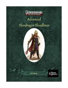 Advanced Bloodrager Bloodlines
