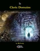 Cleric Domains, A Folio of Options for Clerics (5e)