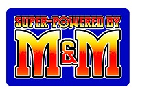 Super-Powered by M&M