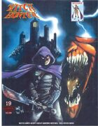 Witch Hunter, issue 19