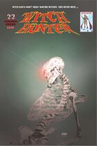 Witch Hunter, issue 22