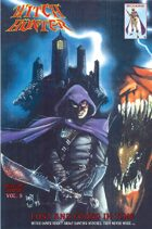 Witch Hunter Volume 5 Trade Paperback