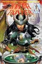 Witch Hunter, issue 6