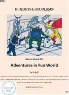 RT2 Adventures in Fun World