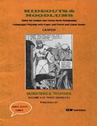 Hideouts & Hoodlums, Book II:  Mobsters and Trophies