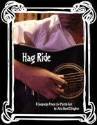Hag Ride: A Campaign Frame for Mortal Coil