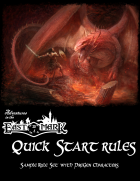 Adventures in the East Mark - Quick Start Rules